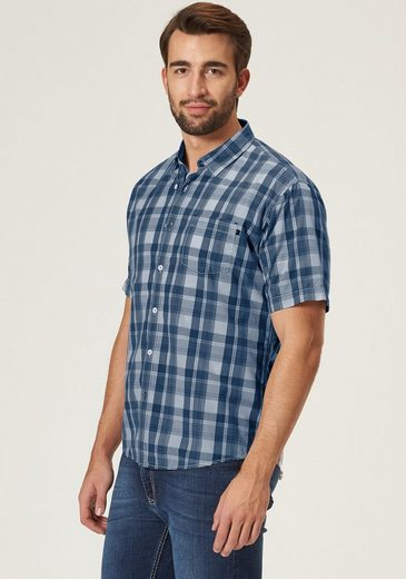 Shirt Pionnier Chemise Hommes Ss