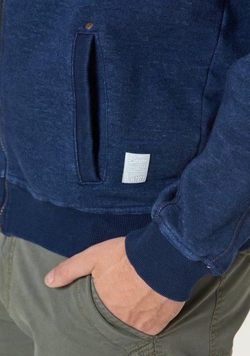 PIONEER Sweatjacke Herren Sweat Hood Jacket