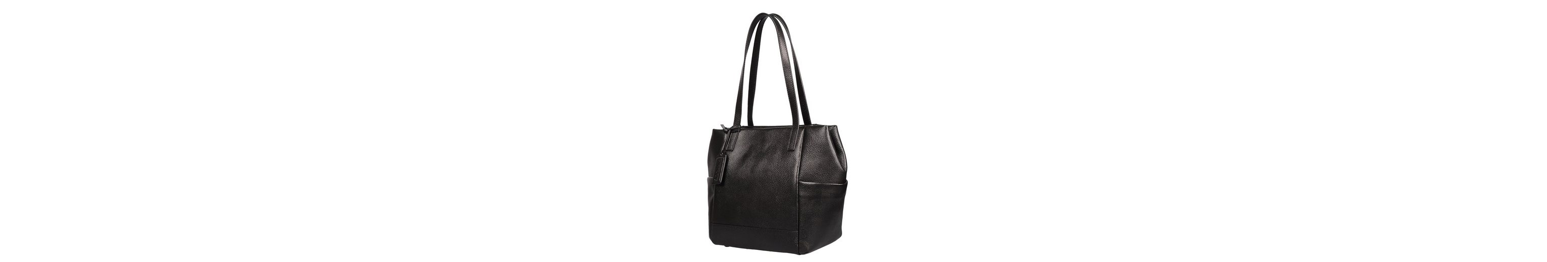 POON Switzerland Handtasche aus Crispy-Ziegenleder Neue Stile Zu Verkaufen Bilder Günstiger Preis Großhandelspreis Verkauf Online Idb7MgPm