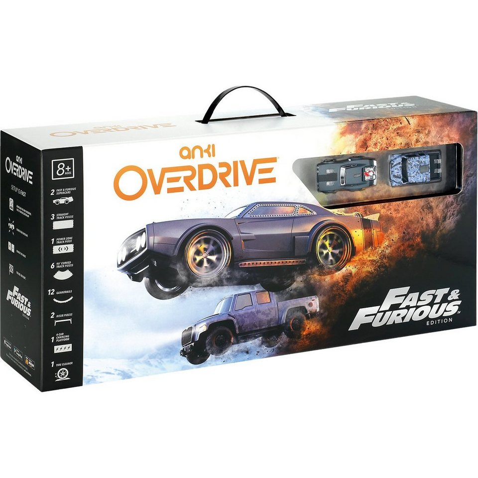 anki overdrive starter kit fast furious kaufen otto. Black Bedroom Furniture Sets. Home Design Ideas