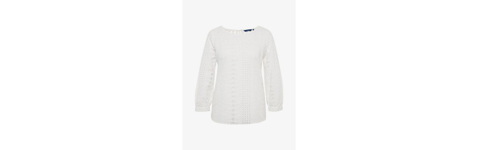 Tom Tailor Shirtbluse Bluse mit Lochstickerei Angebote Online-Verkauf In Deutschland Erstaunlicher Preis Verkauf Online 20eeU