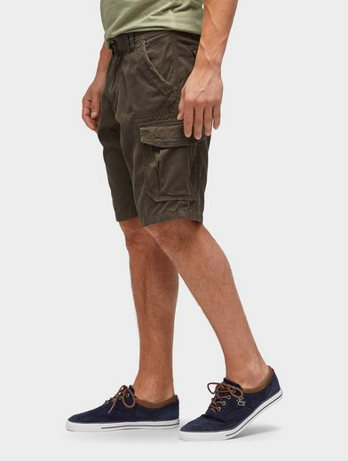 Tom Tailor Bermudas Morris Relaxed Bermuda Shorts