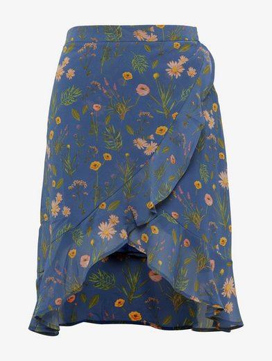 Tom Tailor Volantrock Rock mit floralem Muster