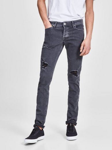 Jack & Jones TIM ORIGINAL AM 704 LID Slim Fit Jeans