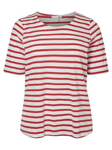 Junarose Striped Blouse Sleeves With 2/4
