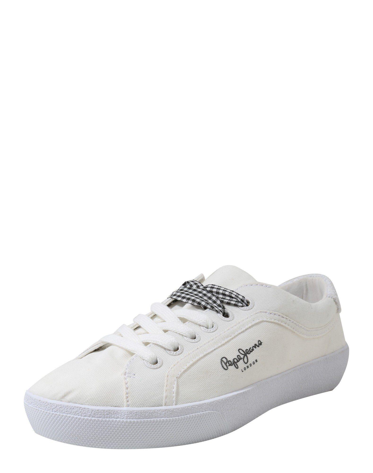 Pepe Jeans Rene Skate Sneaker online kaufen  weiß
