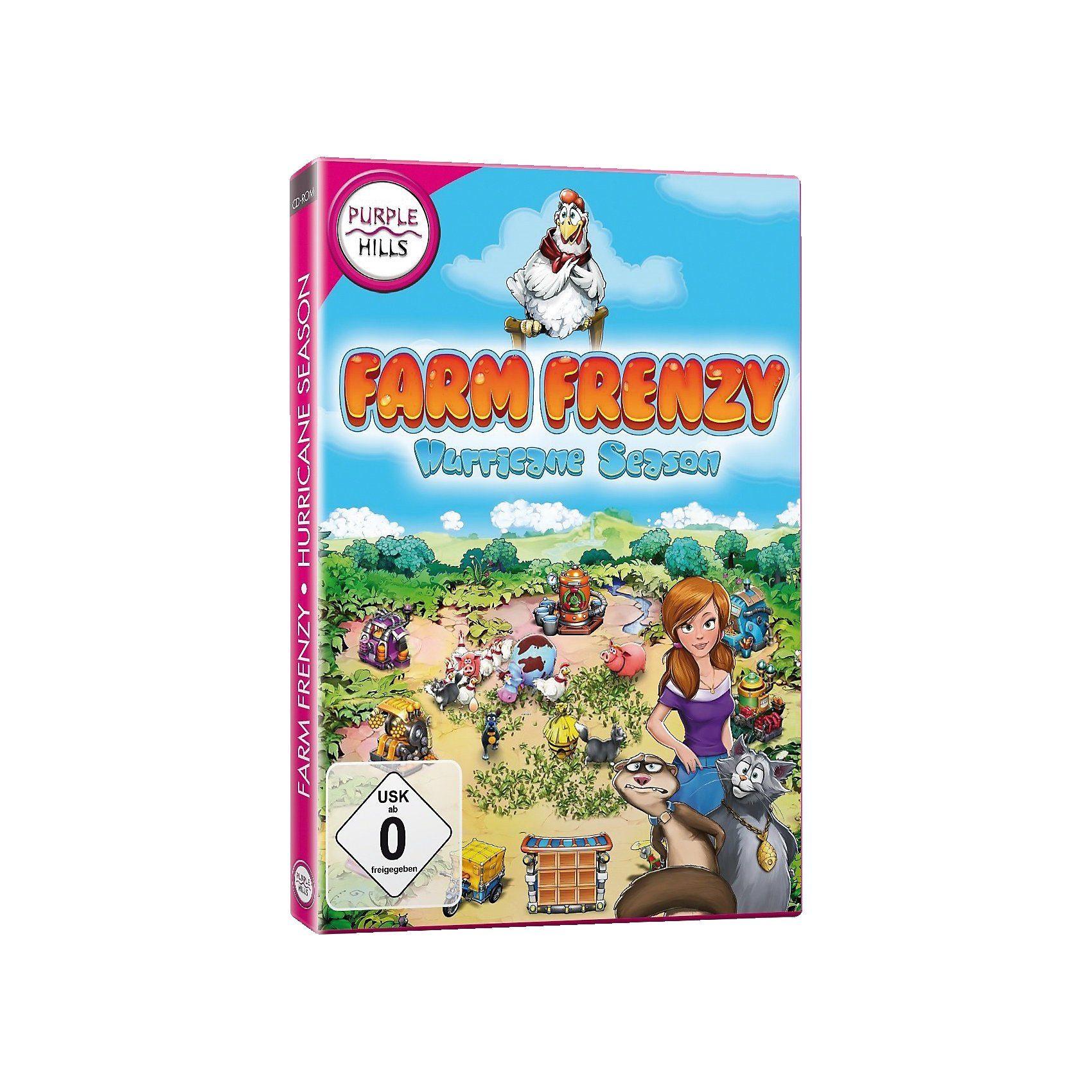 PC Farm Frenzy - Hurricane Season