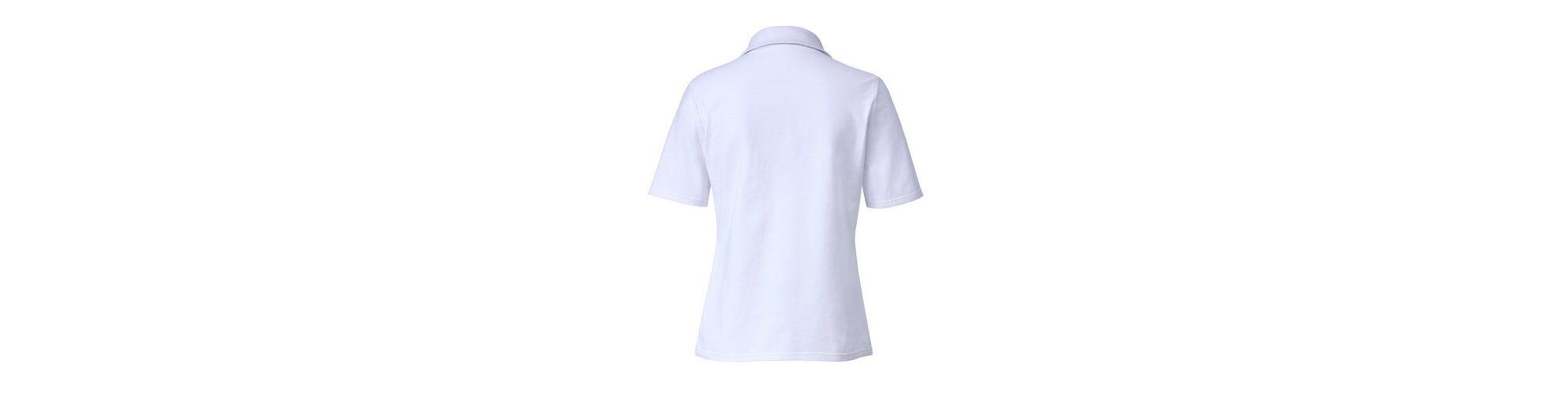 Mona Poloshirt mit Strasssteinen Rabatt Online-Shopping Spielraum Billigsten Steckdose Genießen Verkauf Rabatte Rabatt Erkunden g0qEhGr