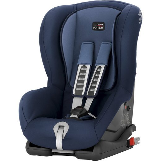 BRITAX RÖMER Auto-Kindersitz Duo Plus, Moonlight Blue
