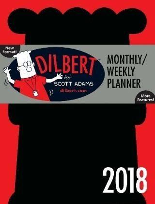 Kalender »Dilbert 2018 Monthly/Weekly Planner Calendar«
