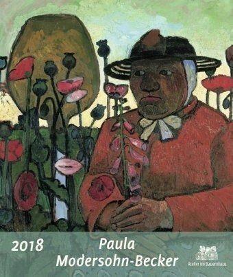Kalender »Paula Modersohn-Becker 2018«