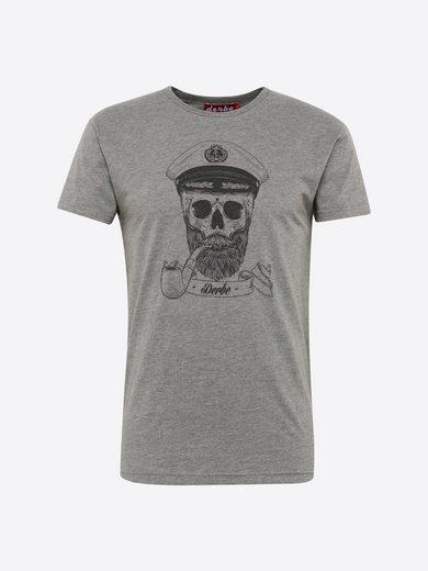 Derbe Rundhalsshirt Spooky