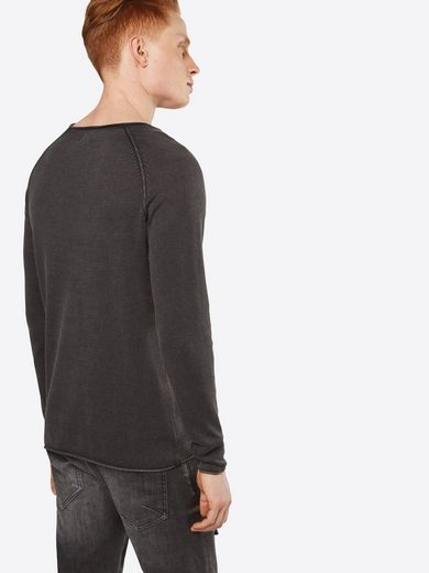 SELECTED HOMME Strickpullover SHNCLASHACID CREW NECK