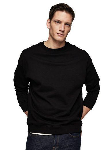 MANGO MAN Oversize-Sweatshirt aus Baumwolle