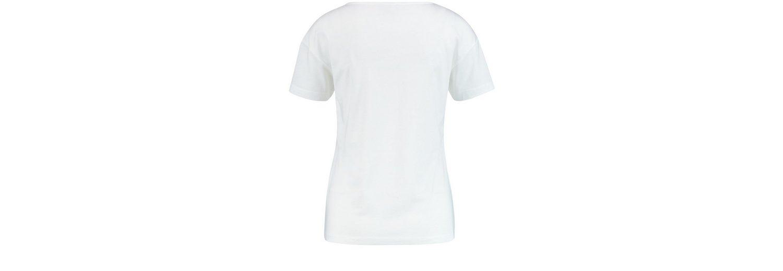 Taifun T-Shirt Kurzarm Rundhals Shirt mit Stickerei 2018 Online-Verkauf Q2jOSX