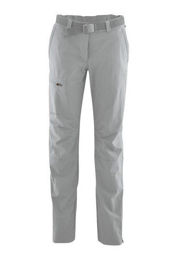 Maier Sports Funktionshose »Inara slim« Schmal geschnitte Outdoorhose aus elastischem Material