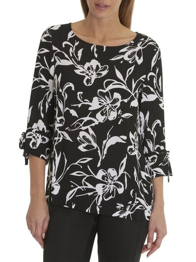Betty&Co Bluse mit Allover Blumenprint