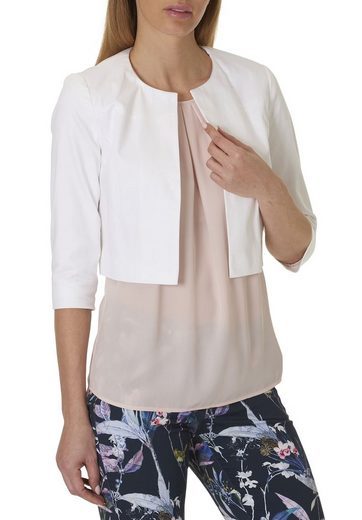 Betty & Co Blazer In Short, Classic Style
