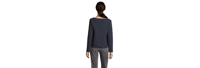 Rabatt Für Billig Betty Barclay Sweatshirt Mit Punkten und Details Großhandel Online Große Diskont Verkauf Online Sehr Billig Günstig Online AJxowApi