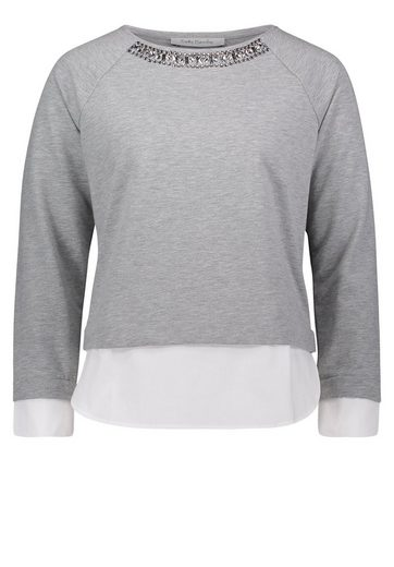 Betty Barclay Shirt Shirt mit Hemd-Details