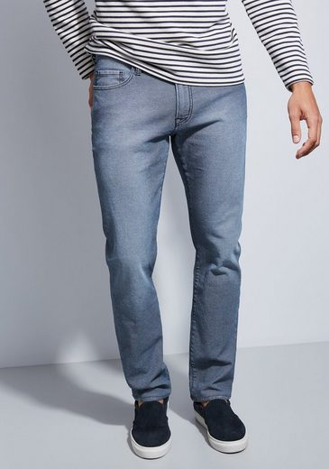 Otto Kern Jeans John mit Struktur-Optik - Straight Fit