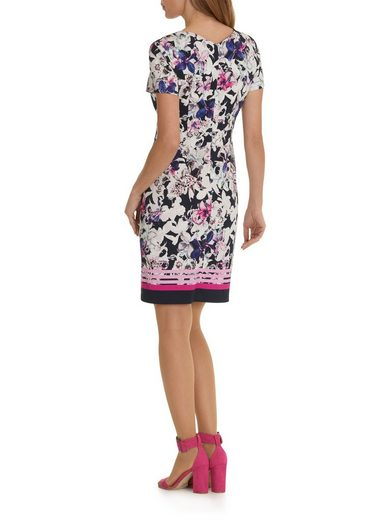 Betty Barclay Kleid mit floralem Allover Muster