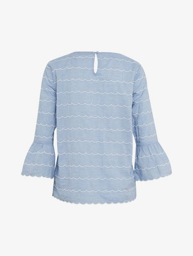 Tom Tailor Shirtbluse Bluse mit Stickerei