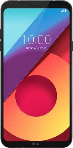 LG Q6 Plus Smartphone (13,8 cm/5,5 Zoll, 64 GB Speicherplatz, 13 MP Kamera)