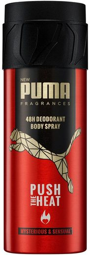 PUMA Deo-Spray »Push The Heat«