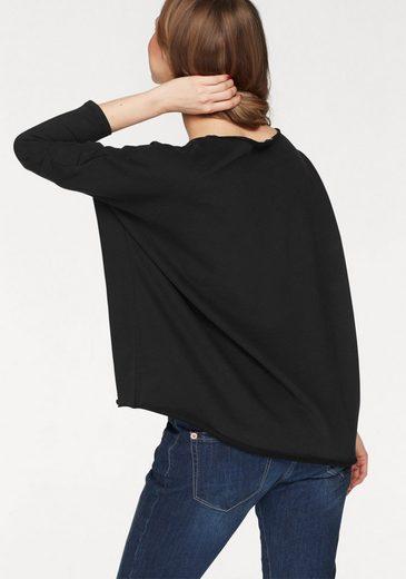Pailletten Candy Sweatshirt Cotton Mit »bente« TnRzTIfq