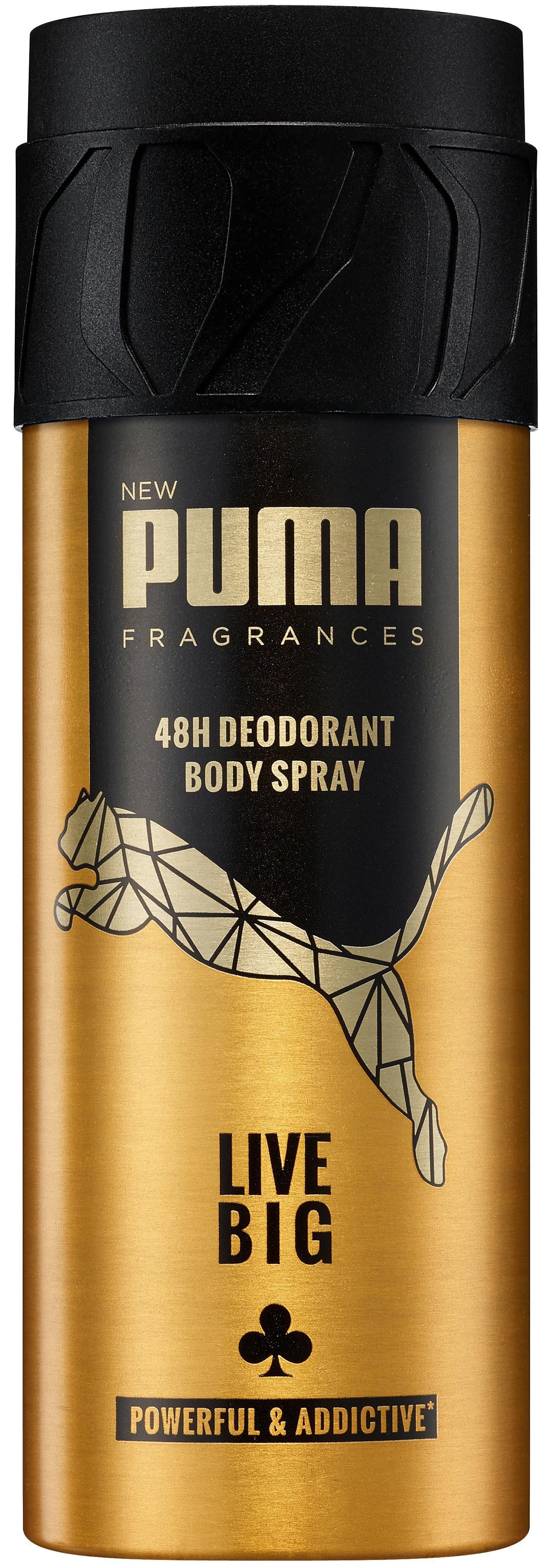 Puma, »Deo Live Big«, Bodyspray