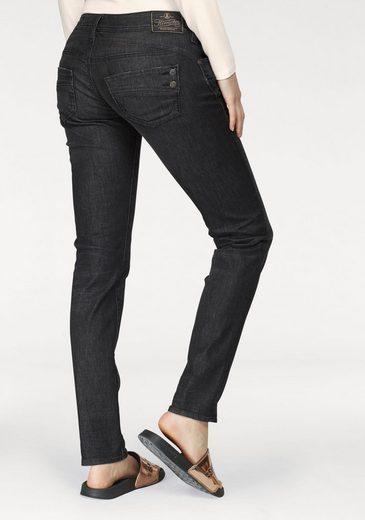 Herrlicher Slim-fit-Jeans »PIPER SLIM« Low Waist Powerstretch