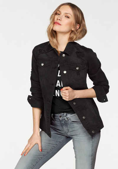 e41656dd3b3b68 Schwarze Jacke online kaufen | OTTO
