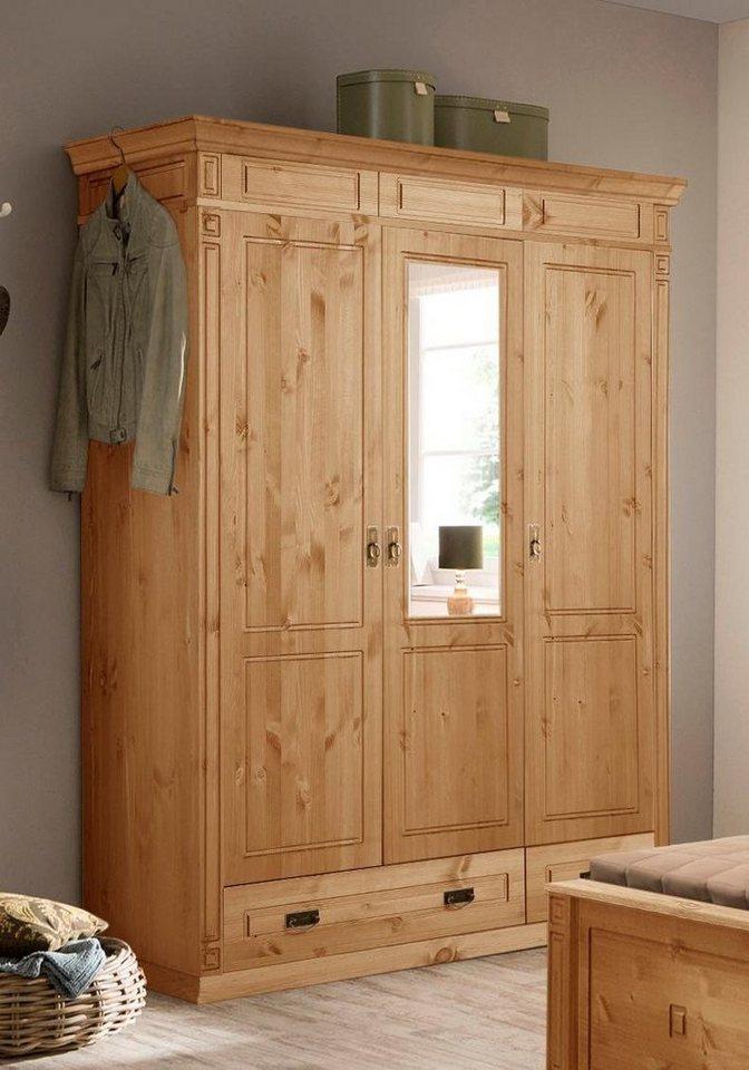home affaire dreht renschrank vinales mit 3 t ren online kaufen otto. Black Bedroom Furniture Sets. Home Design Ideas