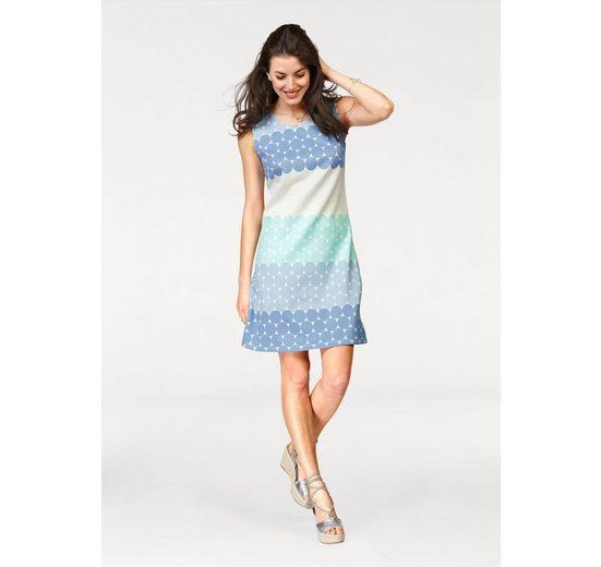 plaziertem Druck Sommerkleid Druck mit Vivance Vivance Druck mit Vivance Sommerkleid Sommerkleid plaziertem mit Sommerkleid plaziertem Vivance mit plaziertem dEpqAd