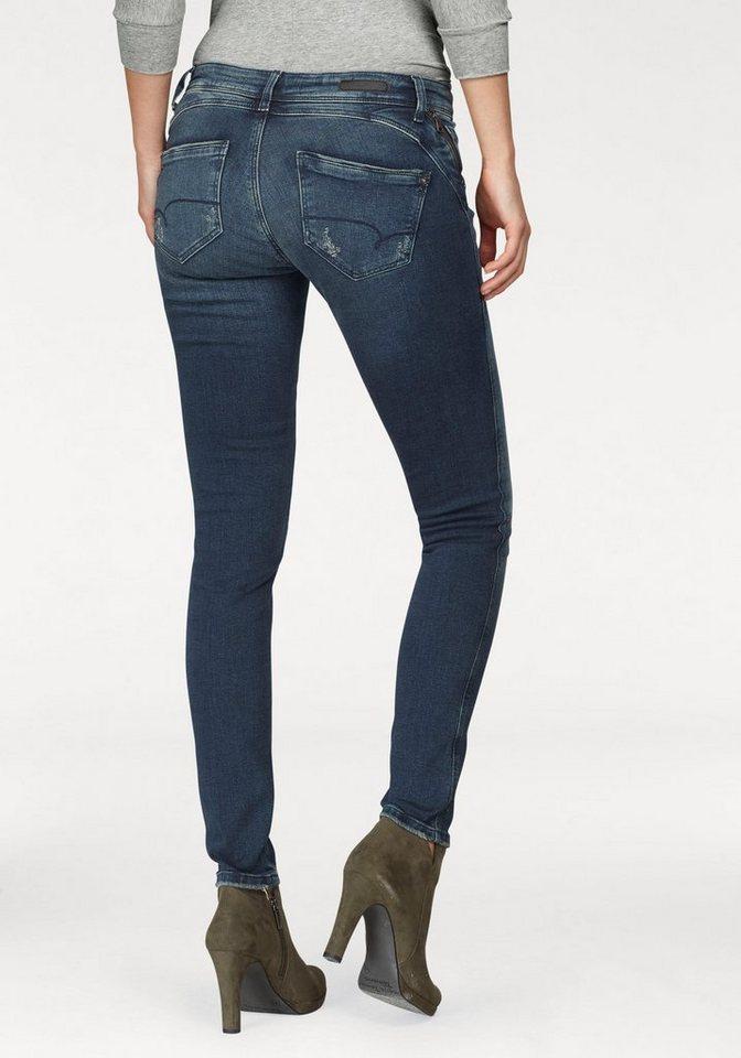 Mavi Skinny-fit-Jeans »SERENA« im leichten Used-Look online kaufen ... b36300db0d