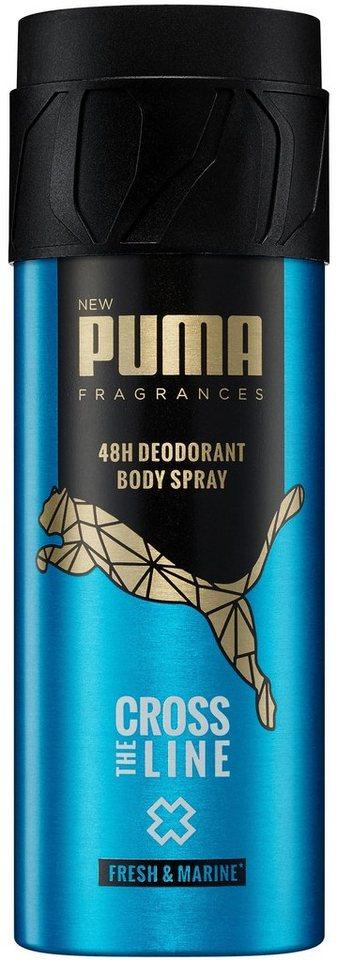 énorme réduction 378ec e0a3f PUMA Deo-Spray »Cross The Line« online kaufen | OTTO