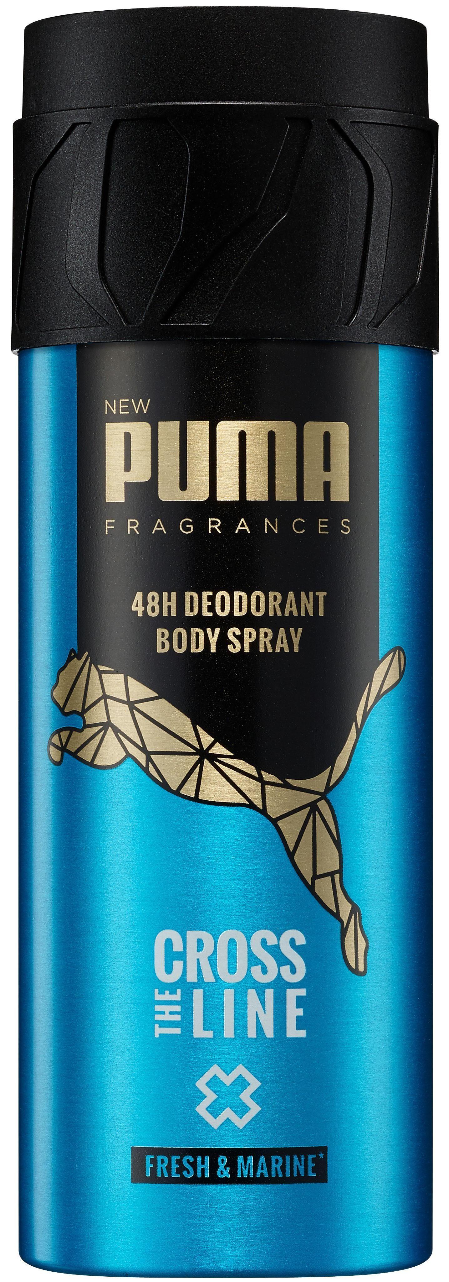Puma, »Deo Cross The Line«, Bodyspray