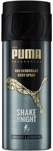 PUMA Deo-Spray »Shake The Night«