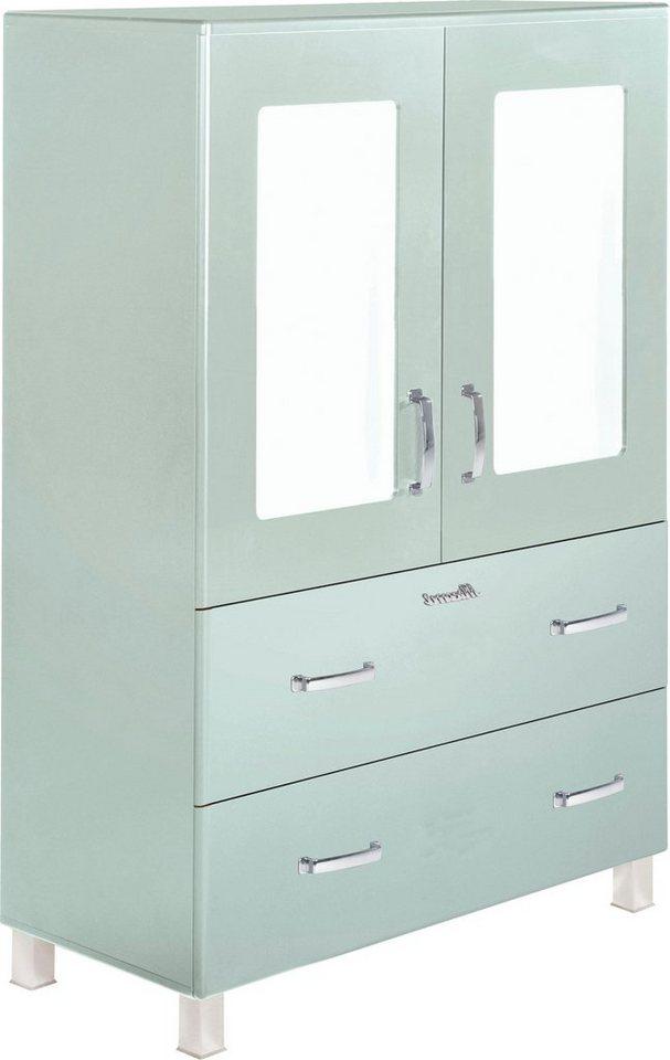phoenix vitrine miami breite 98 cm mit soft close. Black Bedroom Furniture Sets. Home Design Ideas