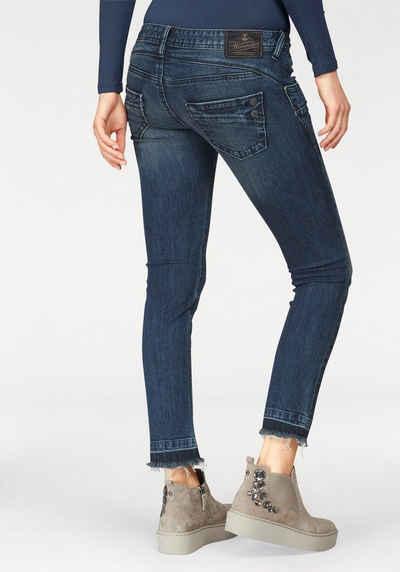 Herrlicher Slim-fit-Jeans »PIPER SLIM CROPPED« Low Waist efab433a7a