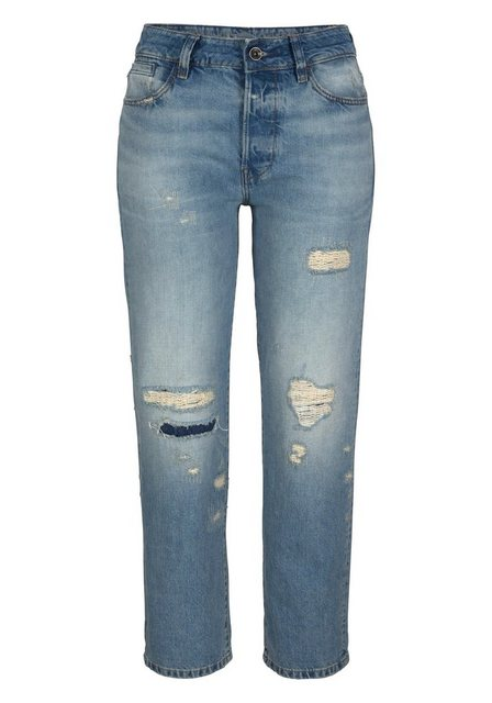 G-Star RAW Boyfriend-Jeans »Midge S High Boyfriend Wmn« mit Organic Cotton | Bekleidung > Jeans > Boyfriend-Jeans | G-Star Raw