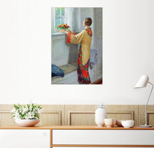 Posterlounge Wandbild - William Henry Margetson »Neuer Tag«