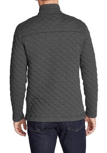 Eddie Bauer Fortify Stehkragen-Sweater