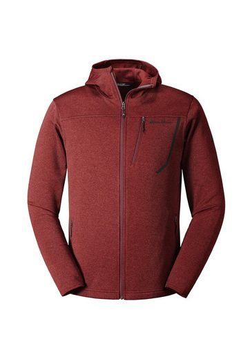 Eddie Bauer High Route Fleecejacke mit Kapuze