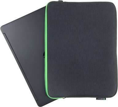 Zoll 43 Covers Zipper Sleeve 17 Cm« 18 »universal Notebooktasche Laptop Gecko Oqgn08wq