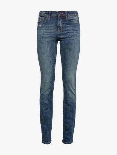 Tom Tailor Denim 5-Pocket-Jeans Elsa Mid Blue Jeans