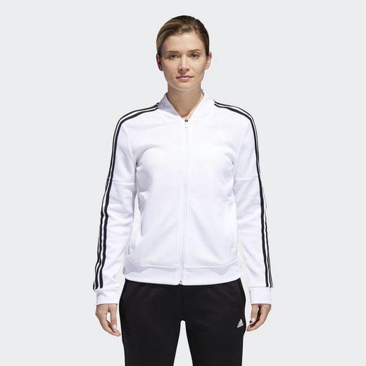 Adidas Performance Sweatjacke Snap Trainingsjacke