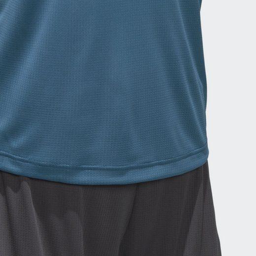 adidas Performance T-Shirt Freelift Climachill T-Shirt