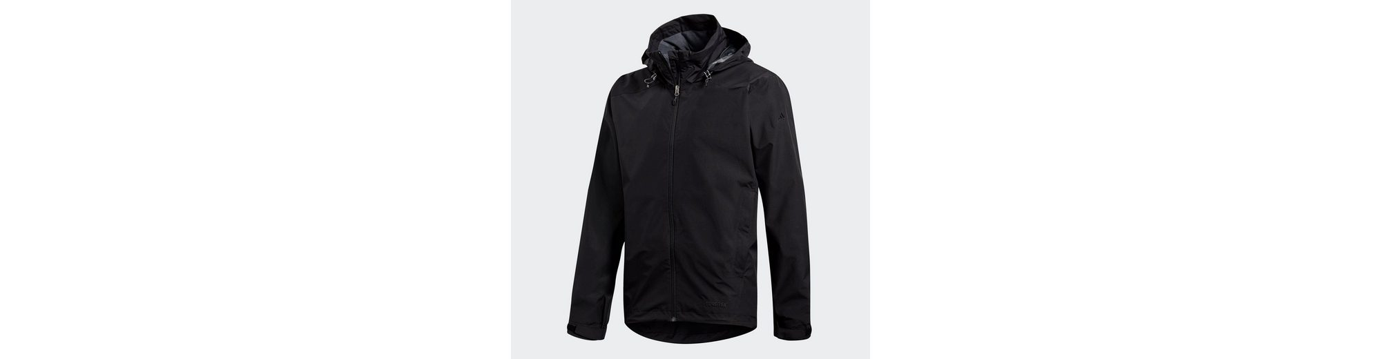adidas Performance Funktionsjacke Gore-Tex Wandertag 2-Lagen Jacke Bequem Online JJQXe5PVdg